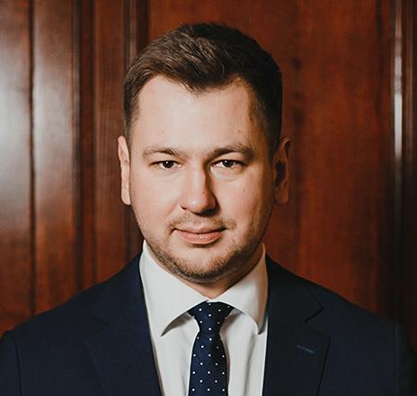 Управляющий партнер юридической компании «ШАГИ» Андрей Викторович Шарков